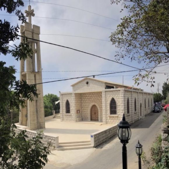 Lady of Salvation Church-Beit Eid image