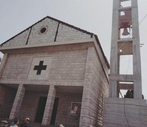 جرس جديد لكنيسة مار غريغوريوس جوار البواشف image